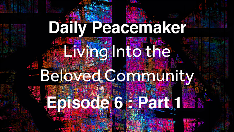 THE BELOVED COMMUNITY